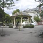 Bürkliplatz Musikpavillon aussen