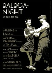 Zürich Balboa Night goes Winterthur