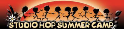 Swing Summer in Europe: Studio Hop Summer Camp Eauze France
