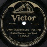 """DJ Chrisbe's Song of the Week #100: """"Livery Stable Blues"""" by Original Dixieland Jass Band"""