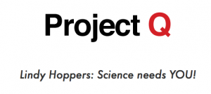 Project Q - Lindy Hopper and Science