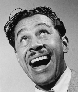 Cab Calloway, 1947, by William P. Gottlieb
