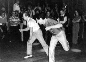 30 Week Lindy Hop Challenge: Favorite Group Dance: Dean Collins Shim Sham