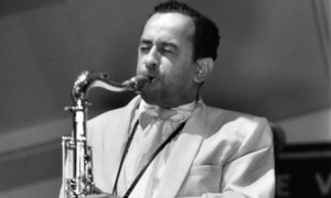 Paul Gonsalves at Newport Jazz Festival 1956