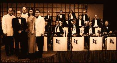 Bill Elliott Swing Orchestra