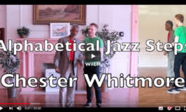 Alphabetical Jazz Steps – Edition 3 (2017) with Chester Whitmore